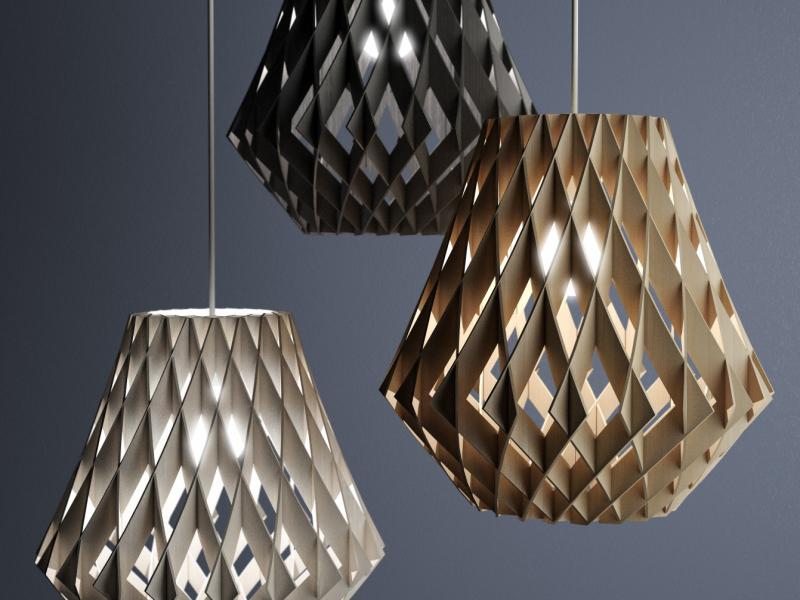 Pilke Lamps 2014