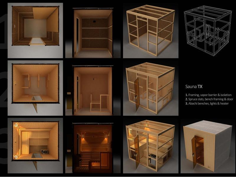 Sauna DIY