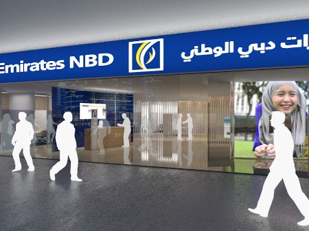 Emirates NBD – New Branches