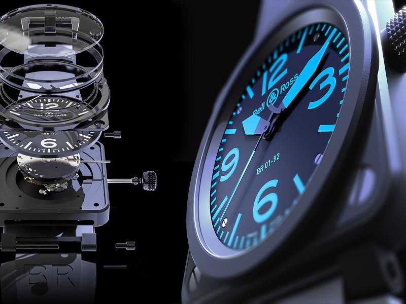 B&R Wristwatch