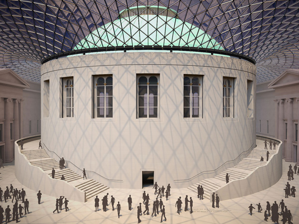 British Museum Great Court