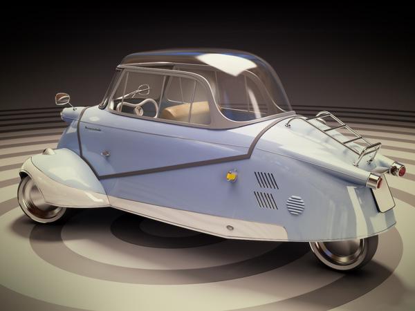 Messerschmitt RS200 1957