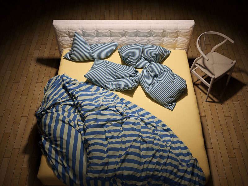 Another Bed…?