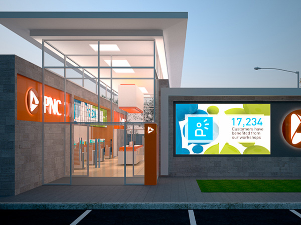 PNC Branch Design   USA 2012