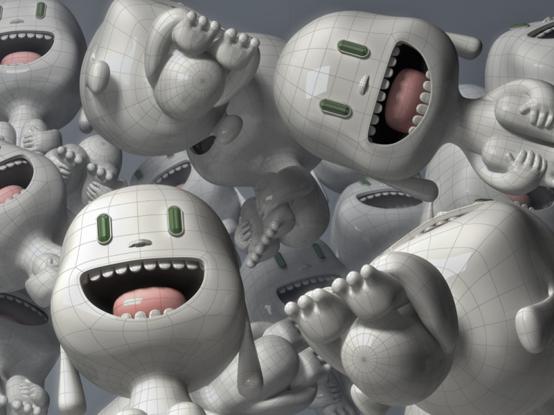 Humanoids & those others…